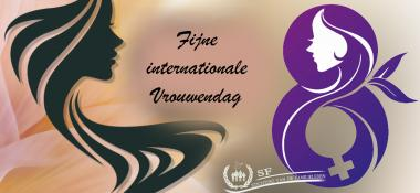 international women's day-stichting van de familieleden