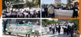 Teachers, Iran protest, stichting van de familieleden